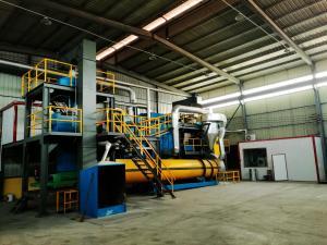 Mixing granulation system