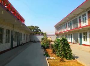 Staff quarters